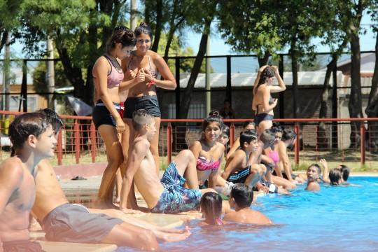 Este martes 12 de febrero de 15 a 18 en el polideportivo municipal  Saladillo de Av. del Rosario 400 bis se desarrollará el encuentro final del  proyecto ... c6490fda3245