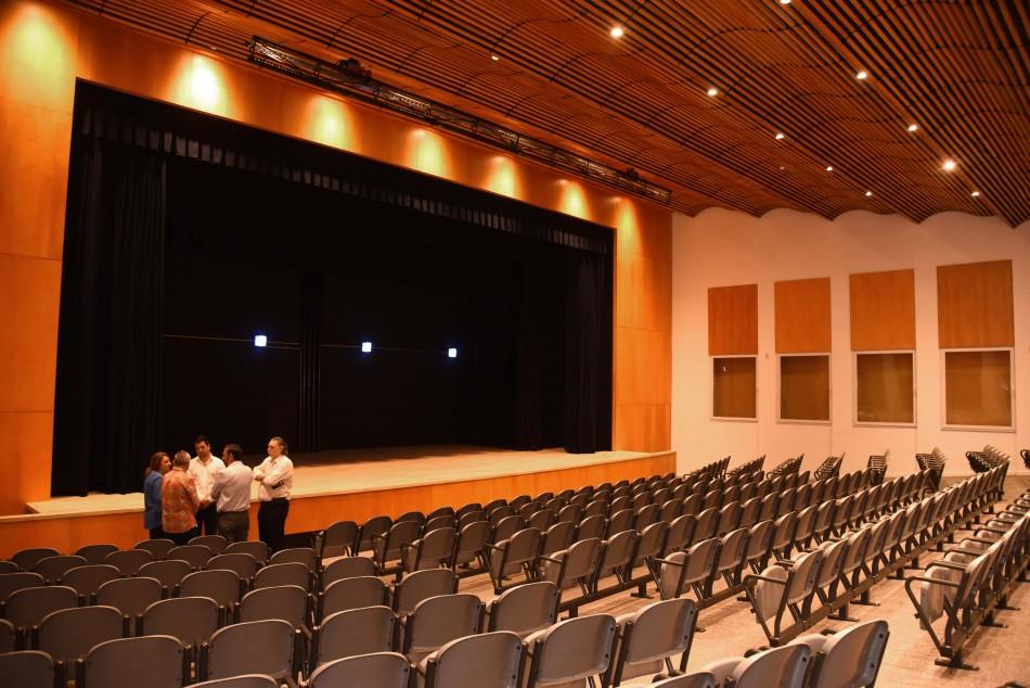 Auditorio CMD Sudoeste