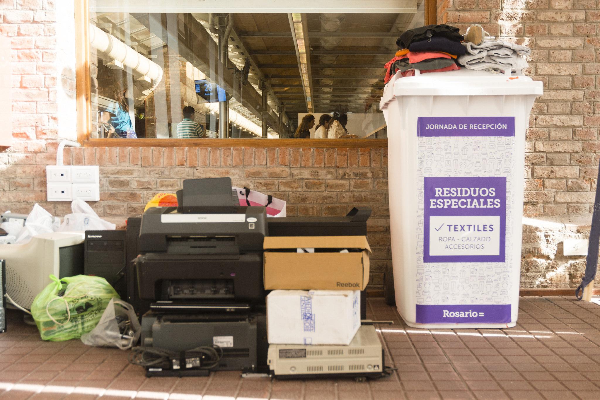 0676dae8 Noticias MR   Residuos informáticos y textiles: llega una nueva edición de  las jornadas de recepción